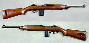 300px-M1_Carbine_Mk_I_-_USA_-_Armémuseum