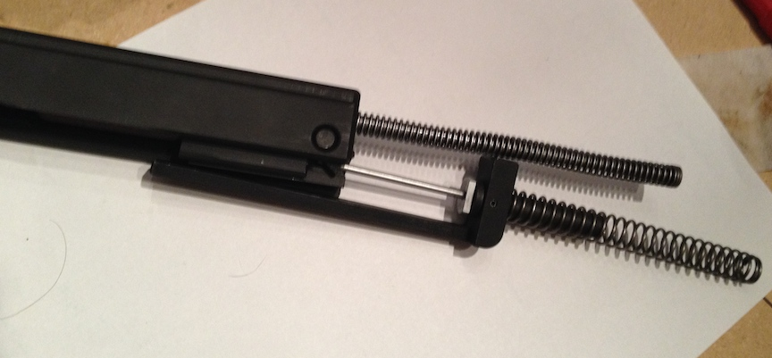 Building the Semi Automatic Uzi – Part 5 of 6 : Bolt and
