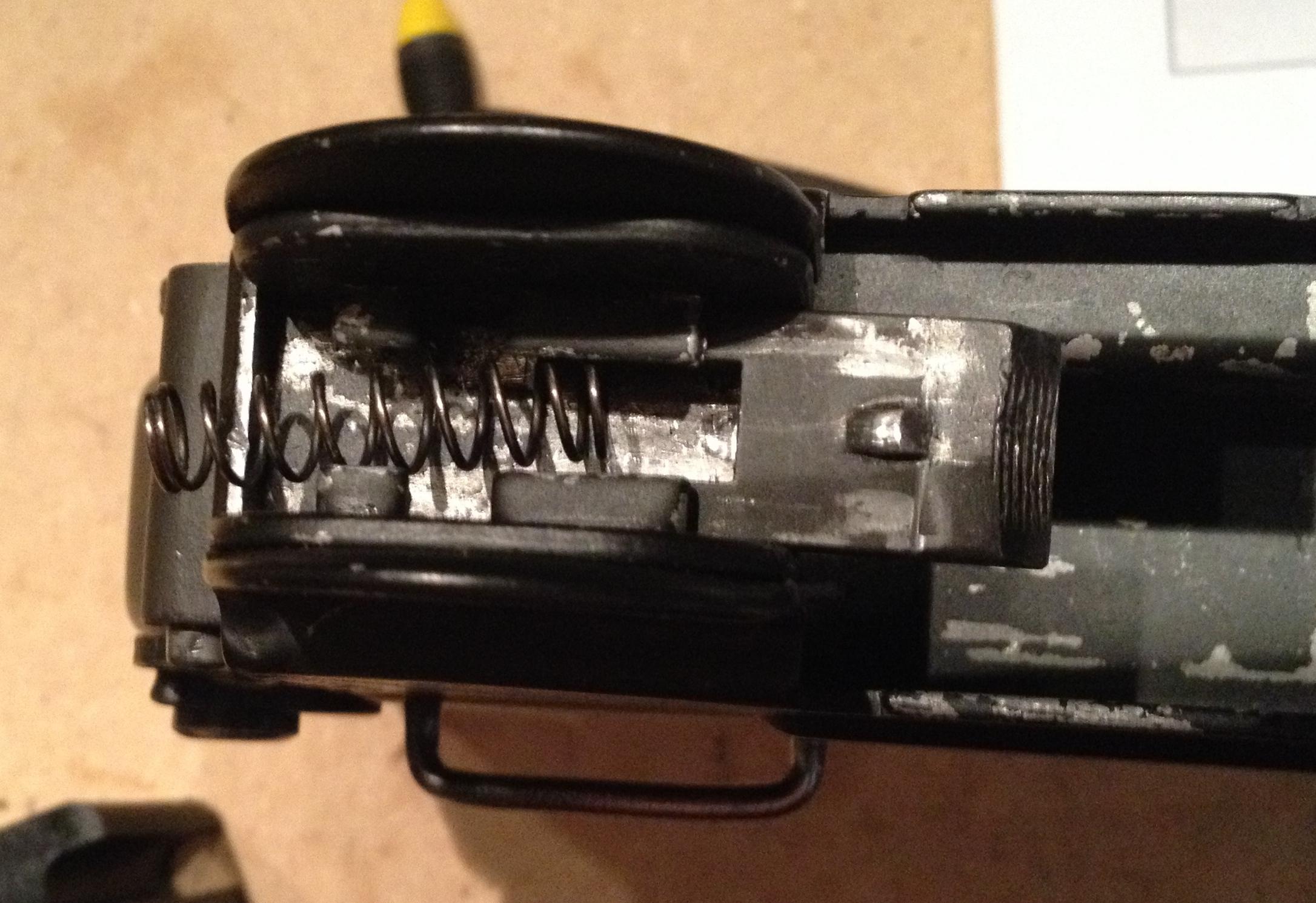 Building the Fully Legal Semi Automatic UZI Carbine