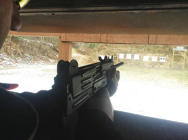 Building the Fully Legal Semi Automatic UZI Carbine | crypticpunk