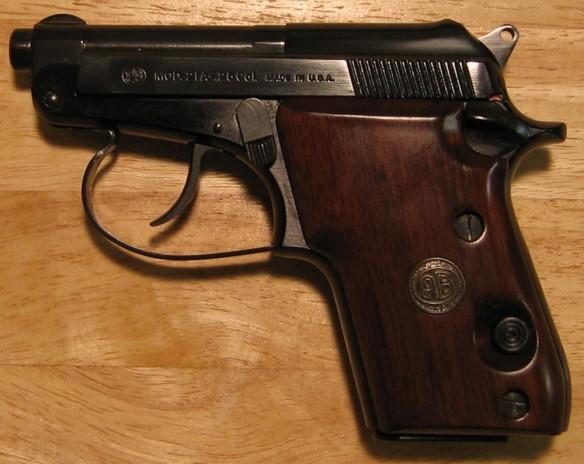 Beretta Bobcat 25