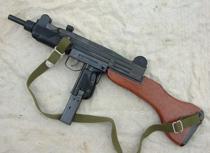 Submachine Gun Crypticpunk Krip Tik Puhngk