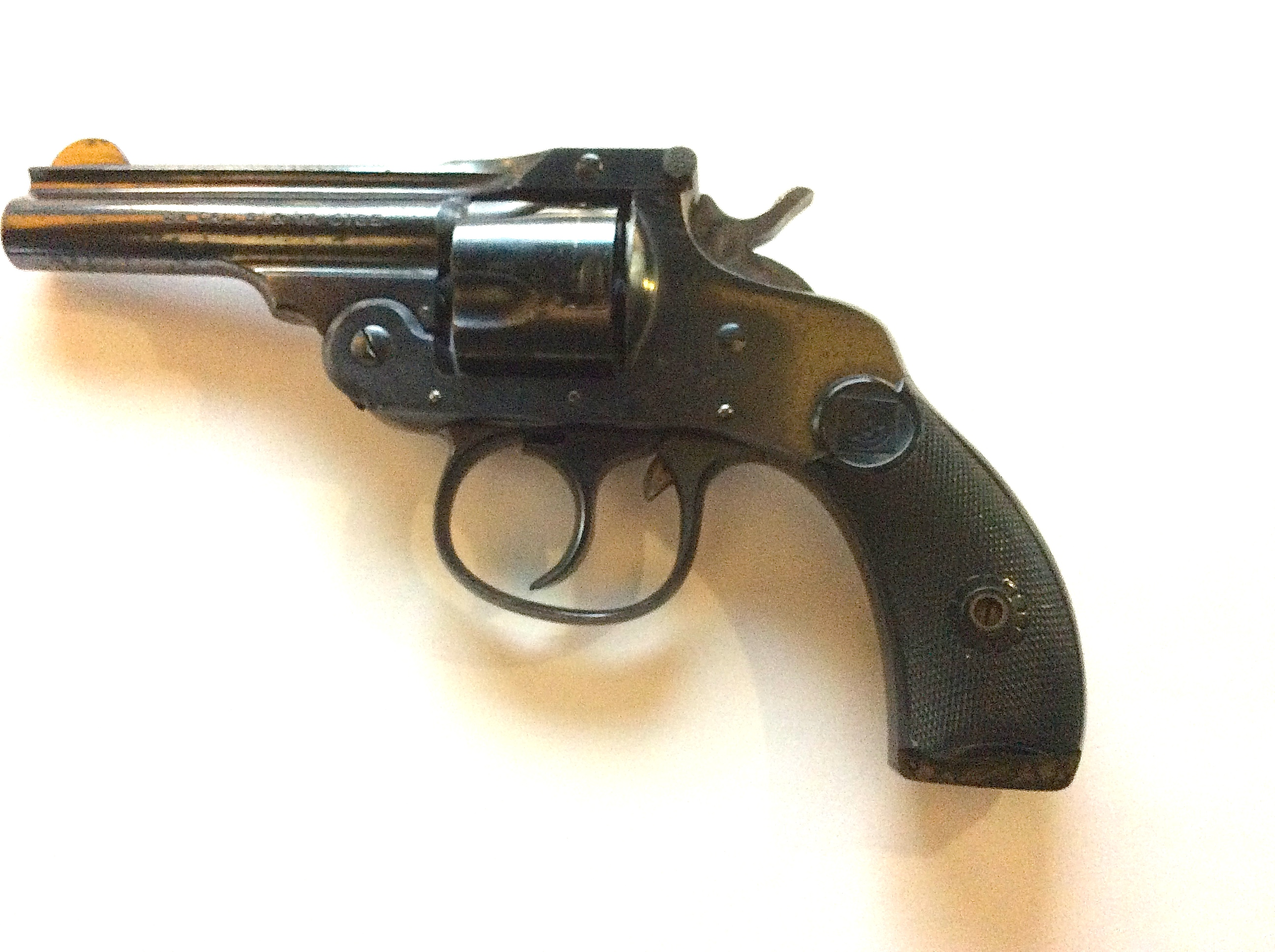 Gun of the Week #19 : H&R 1895 .32 Short Top Break Pistol ...